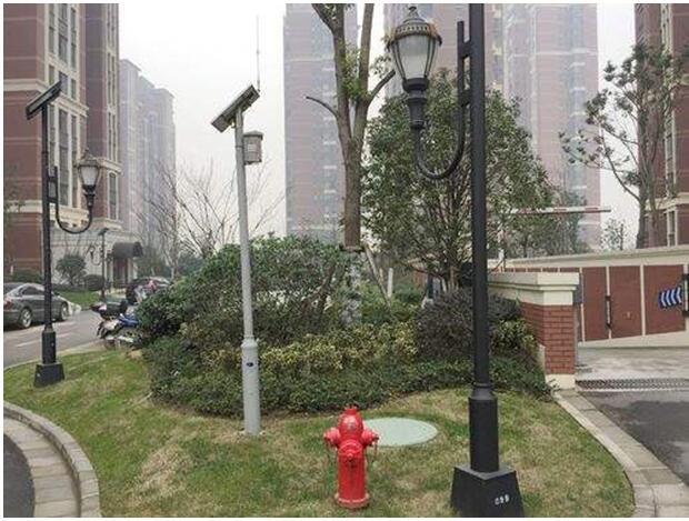 智能消防栓精细管理解决方案